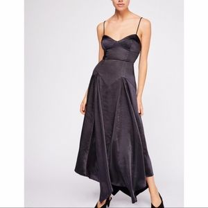 NWOT $279 Free People X Fame & Partners Dea Dress